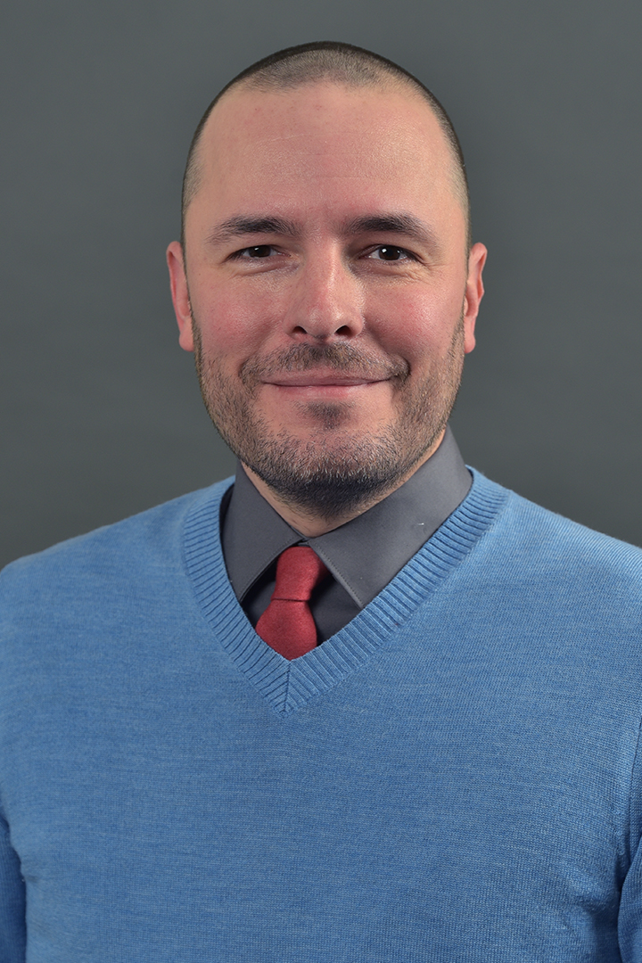 Dr. J. Adam Bennett, Director of Operations